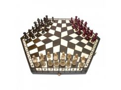 Шахматы Madon Тройные большие 47х47 см (с-162)