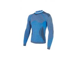 Мужская термокофта Haster Alpaca Wool XXL Синяя
