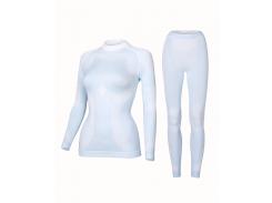 Комплект женского термобелья Haster ProClima S-M Голубой (h0168)