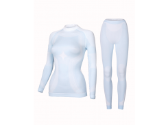 Комплект женского термобелья Haster ProClima XS Голубой (h0167)