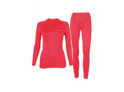 Комплект женского термобелья Haster ProClima XS Красный (h0159)