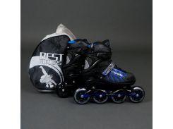 Ролики Best Roller размер 39-42 L Blue (9015)