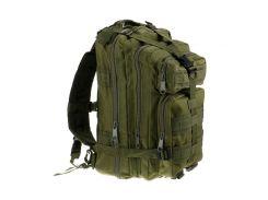 Рюкзак военный тактический штурмовой Molle Assault 20L Зеленый (gr006870)