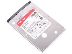 Жесткий диск Toshiba Mobile L200 500GB 5400rpm 8MB 2.5 SATAII HDWK105UZSVA (F00150478)