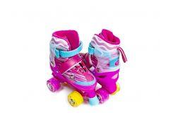 Комплект ролики-квады Disney Little Pony 29-33 Розовый (163355450)