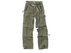 Брюки-трансформеры Surplus Trekking Trousers OD XXL Хаки (05-3595-01-XXL)
