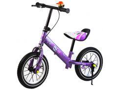 Беговел Platin надувные колёса Violet (1371454436)