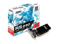 Видеокарта Radeon R5 230 2048Mb MSI (R5 230 2GD3H LP)