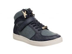 Ботинки Tamaris Blau Kombi 38 Синий (hub_ZLhI96480)