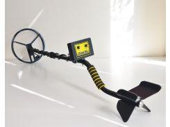 Металлоискатель импульсный Pirat TL глубина обнаружения до 2 м Черный (MET-P-TL)