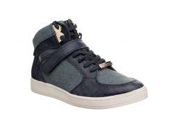 Ботинки Tamaris Blau Kombi 37 Темно-синий с серым (hub_wDyJ98356)