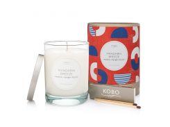 Ароматическая свеча Kobo Mandarin Breeze 312 г (671404)