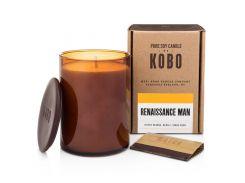 Ароматическая свеча Kobo Renaissance Man 425 г (811408)