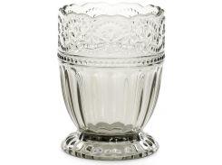 Набор 6 стаканов Siena Toscana 325 мл Графитовое стекло (psg_BD-581-039)