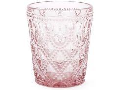 Набор 6 стаканов Siena Toscana 350 мл Розовое стекло (psg_BD-581-031)