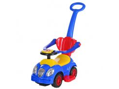 Каталка-толокар Kronos Toys HZ 558 W-4 Синий (int_HZ 558 W-4)
