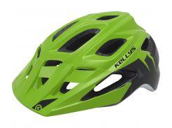 Шолом велосипедний KLS RAVE S-M Green