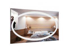 Зеркало прямоугольное без подсветки SmartWorld Bakara 80x110x0.4 см (3013-F39-80x110)