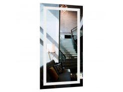 Зеркало прямоугольное без подсветки во весь рост SmartWorld Crasula 120x60x0.4 см (3011-F62-120x60)