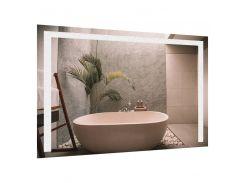 Зеркало прямоугольное без подсветки SmartWorld Piano 70x90x0.4 см (3014-F70-70x90)