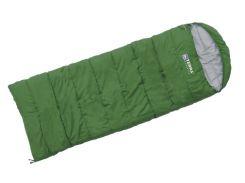 Спальник Terra Incognita Asleep 200 L лівий Зелений (TI-02111)