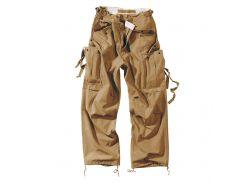 Брюки Surplus Vintage Fatigue Trousers Beige Gewas L Бежевый (05-3596-74-L)