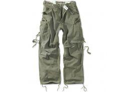 Брюки Surplus Vintage Fatigue Trousers Oliv Gewas L Хаки (05-3596-61-L)