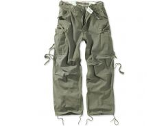 Брюки Surplus Vintage Fatigue Trousers Oliv Gewas XL Хаки (05-3596-61XL-XL)
