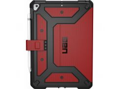 Чехол для планшета UAG iPad 10.2 2019 Metropolis, Magma (121916119393)
