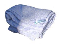 Одеяло с конопляным наполнителем KonopliUA 4 сезона 142х205 см Белый (1-0112)