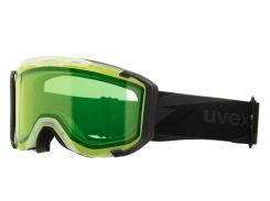 Маска гірськолижна UVEX Snowstrike Green (S5504270222)