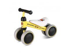 Беговел Luddy Mini Bike YBE Duck Желтый (vel2)