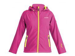 Куртка Hi-Tec Iker JR Carmine Rose 140 Розовый (5901979176992CR)