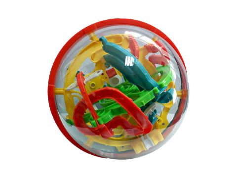 Головоломка Шар-лабиринт Kronos Toys Перплексус средний 118 шагов (krut_0905)