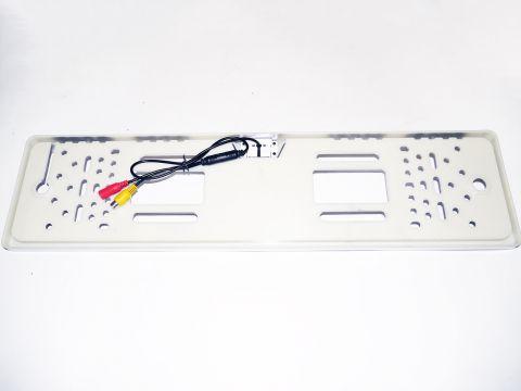 Камера заднего вида Noisy N-420 Gray в рамке автомобильного номера (398341432)