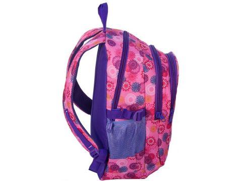 Рюкзак PASO для города 23 л Розовый (15-1818A)