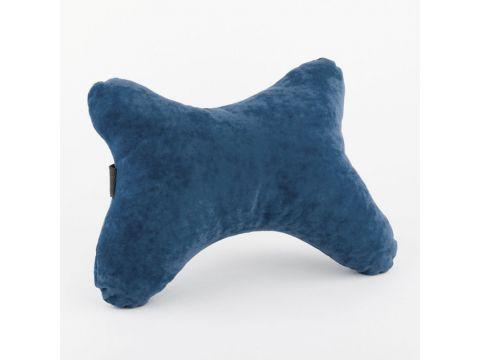 Дорожная подушка под голову Темно-синий (PB_rblue_fk_1)