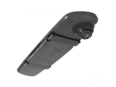 Зеркало видеорегистратор Lesko 2.8 Car H5 Full HD для качественной съемки Черный (2390-7436)