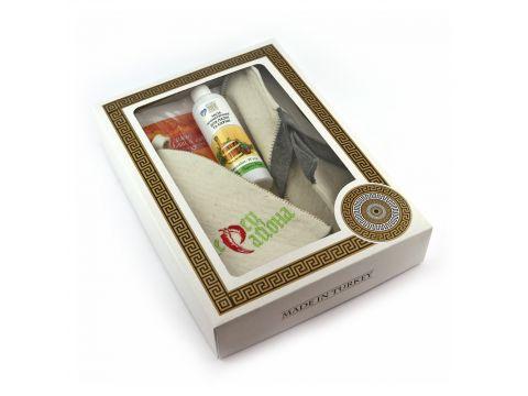 Подарочный набор для сауны Sauna Pro №2 Перец района (N-110)