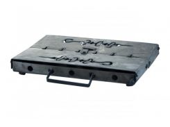 Мангал-чемодан DV - 12 шп. x 1.5 мм горячекатаный (Х008)