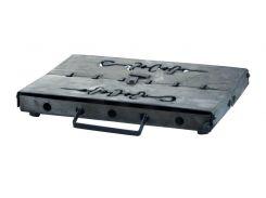 Мангал-чемодан DV -10 шп. x 1.5 мм Горячекатаный (241003)