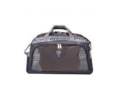 Дорожная сумка Kudouer 50х33х23 Черный (кс1215Вч)