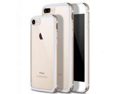 Бампер Grand для iPhone 7 plus/ 8 plus Gold (5639)