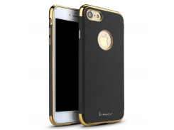 Бампер iPaky Black Full Cover For iPhone 7/8 (5419)