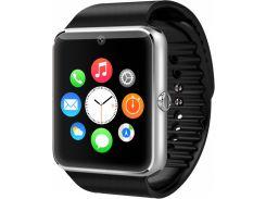 Умные часы Uwatch GT08 Silver (1-748700)