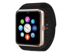 Умные часы Uwatch GT08 Gold (1-748600)
