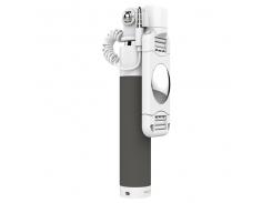 Монопод ROCK Mini Selfie Stick с зеркалом Black (hub_pkXX37771)