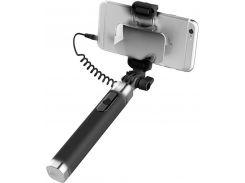 Монопод Rock Selfie mirror II Black (hub_rRXw63665)
