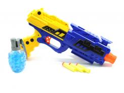 Пистолет с гелевыми и поролоновыми пулями (YT8810-3/1)