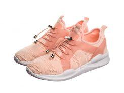 Кроссовки женские Yes mile 38 Розовые
